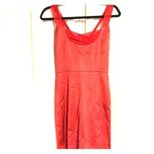 Red Betsey Johnson Dress
